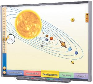 NewPath OUR SOLAR SYSTEM Interactive Whiteboard Digital Download