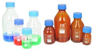 Graduated Reagent Bottle
