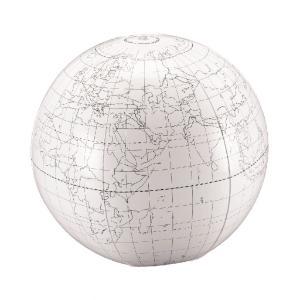 Writable Inflatable Globe