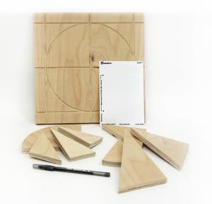 Ward's® Essentials Trigonometry Puzzle Set