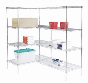 VWR® Wire Shelving with Round Posts