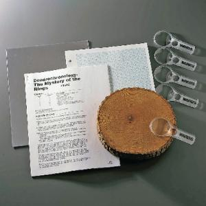 Wood Rounds Dendrology Set