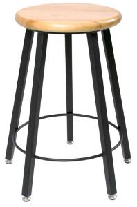 Wooden Seat Stool