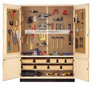Tool Cabinet Storage