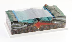 Interactive Plate Tectonics Model