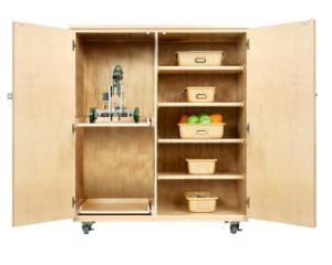 Robotics Storage Cabinet