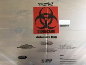 Autoclavable bag