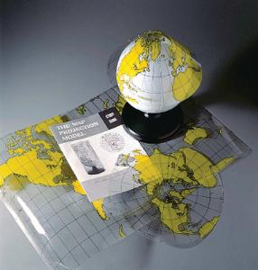 Map Projection Model