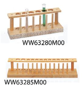 Wooden Student Test Tube Supports