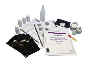 Forensic Chemistry: Chemical Detection of Fingerprints Kit