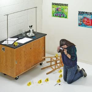 Forensic Photography Lab