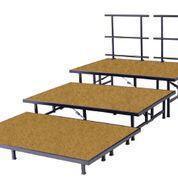 Poly Hardboard Risers