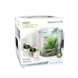 Marina® 360 Degree Aquarium Kits