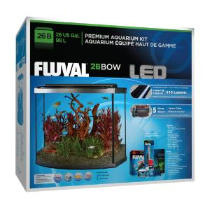 Fluval® Bow Front Aquaria