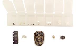Advanced Soldering Kit, Solar Powered LED Skull