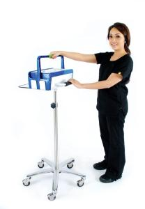 Basic Phlebotomy Cart, Heathrow Scientific®