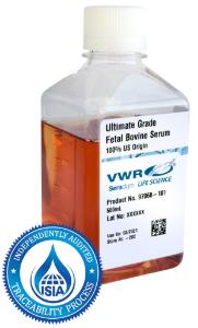 VWR Life Science Seradigm Ultimate Grade Fetal Bovine Serum (FBS)
