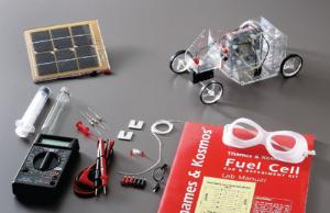 Fuel Cell Car and Experiment Kit