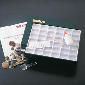 Ward's® Know Your Fossils Collection