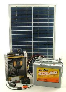 Do-It-Yourself Solar Energy Kits