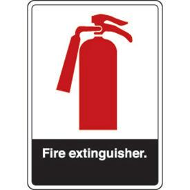 ANSI Signs - Fire Extinguisher