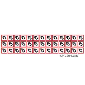 GHS Pictogram Labels