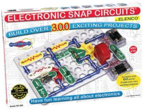 Snap Circuits 300 Experiments