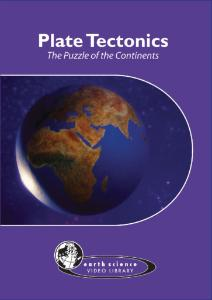 Plate Tectonics — The Puzzle of the Continents DVD