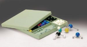 Ward's® Organic Molecular Model Basic Set, 64 Pieces