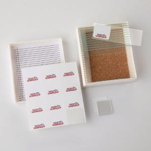 Student Pack Glass Slides and Cover Glasses