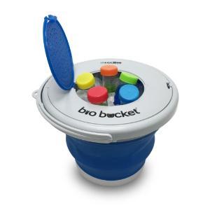 Collapsable ice bucket