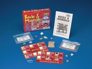 Rocks and Minerals Minilab