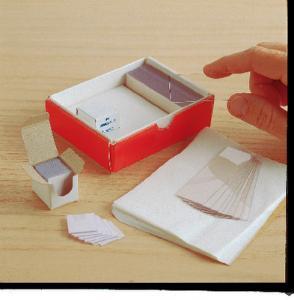 Lab Pack Plastic Slide Set