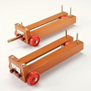 Wooden Dynamics Carts