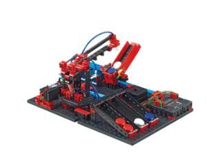 Robotics and Electro-Pneumatics