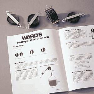 Ward's® Pulleys Activity Kit: Exploring Force, Mass and Simple Machines