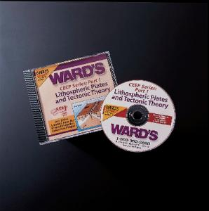 Ward's® CEEP Plate Tectonics Resource CD-ROM Series