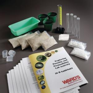 Ward's® Exploring Porosity and Permeability Lab Activity