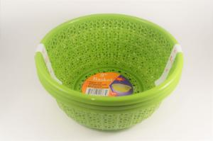 Colander 8in dia×3in h asrt clrs pk3