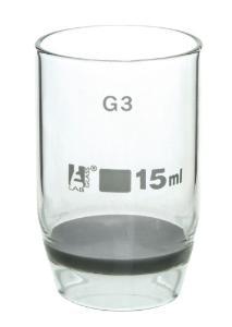 Crucible Gooch Type Sintered 15 ml