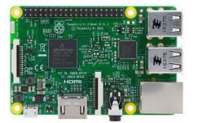 Raspberry Pi 3 Model B Project Board