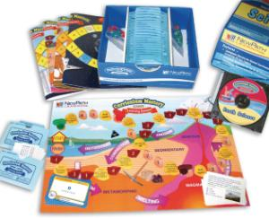 Earth Science Curriculum Mastery Game
