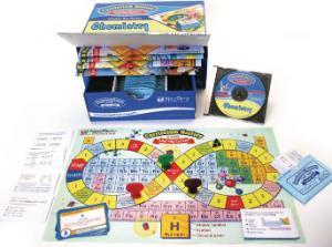 NewPath Games: High School Chemistry