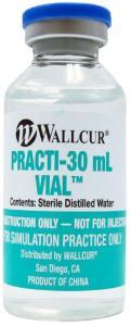 Wallcur® PRACTI-Vials