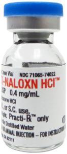Wallcur® PRACTI-Naloxone