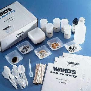 Ward's® Mystery Powders Lab Activity
