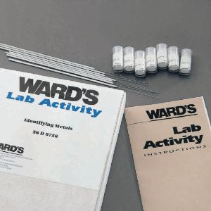 Ward's® Identifying Metals Lab Activity