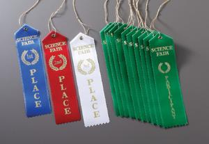 Science Fair Ribbon Set