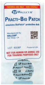 Wallcur® PRACTI-Bio Patch