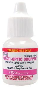 Wallcur® PRACTI-Optic Dropper